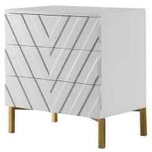 """See Details - Collette Side Table - 24"""" W x 16"""" D x 26"""" H"""