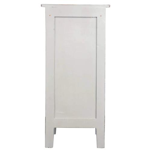 Accent Cabinet - Antique Gray