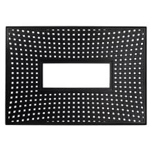 """View Product - Thatch 42"""" x 60"""" Rectangular Fire Table Top with Burner Cover"""