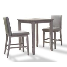 See Details - Linear High Dining Set