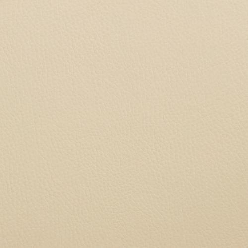 "Armen Living - Arabela 26"" Cream Faux Leather and Walnut Wood Swivel Bar Stool"