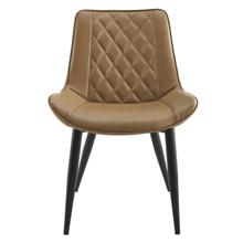 Moder Quilted Back Accent Chair
