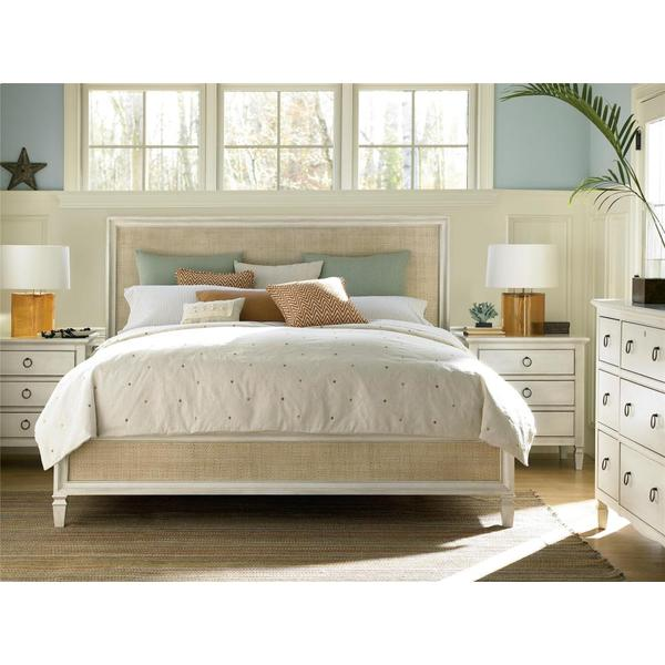 See Details - Woven Accent Queen Bed