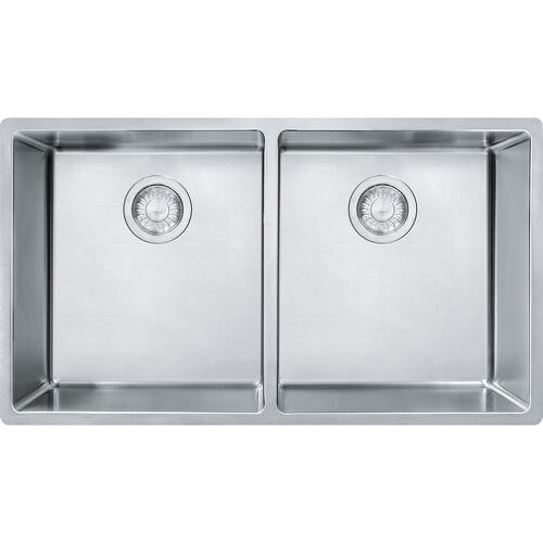 Franke - Cube CUX120 Stainless Steel
