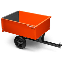 9 Cu. Ft. Steel Dump Cart