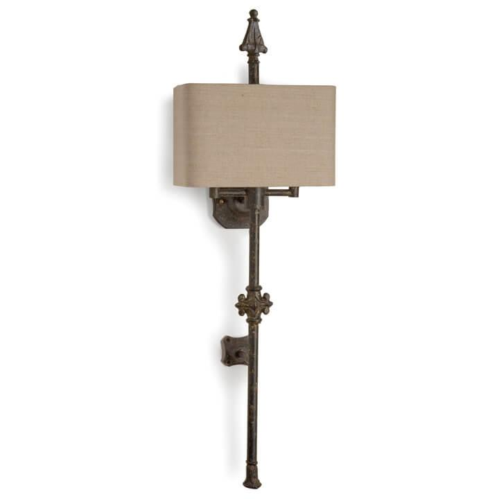 See Details - French Quarter Sconce