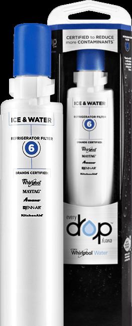 everydrop® Ice & Water Refrigerator Filter 6