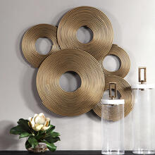 Ahmet Metal Wall Decor