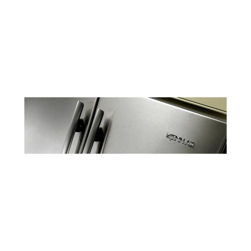 "Jenn-Air® 72"" Counter Depth French Door Refrigerator"