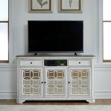 68 Inch Highboy TV Console