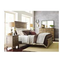 Jessup Panel Cal King Bed - Complete