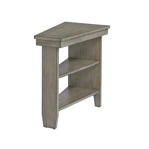 Null Furniture Inc - Tableside Wedge in Gray Birch      (6618-71GB,52946)