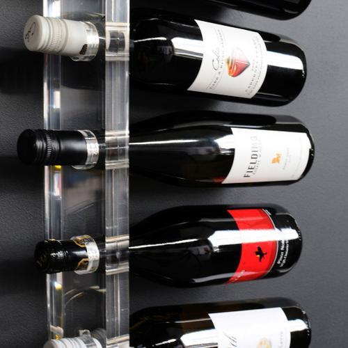 Acrylic Wine Rack Clear Acrylic