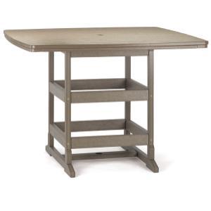 """58"""" x 58"""" Bar Table"""