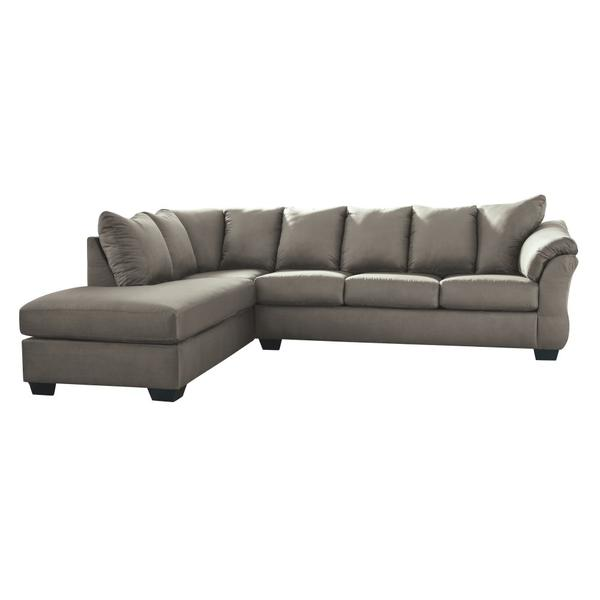 See Details - Darcy 2-piece Sectional With Chaise