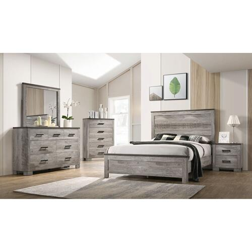 Elements - Millers Cove 2-Drawer Nightstand