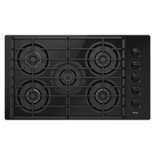 Product Image - 36-inch Gas Cooktop with Two Power Cook Burners