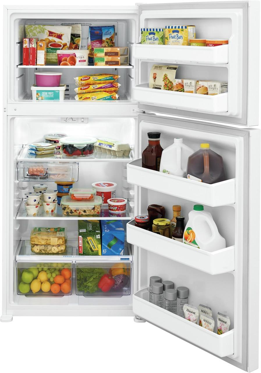 18.3 Cu. Ft. Top Freezer Refrigerator Photo #3