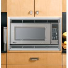 Deluxe Trim Kit for Countertop Microwave Models JEM31 & JEM25 - Stainless