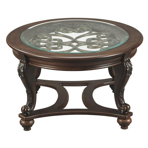 Signature Design By Ashley - Norcastle Coffee Table