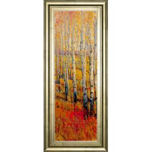 """Vivid Birch Forest I"" By Tim Otoole Framed Print Wall Art"