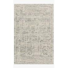 View Product - LEE-01 Sky / White Rug