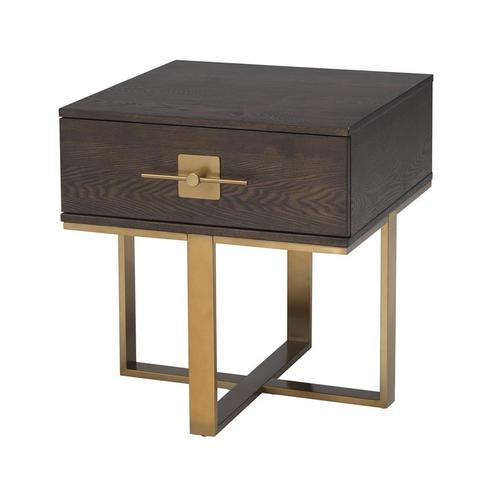 1 Drw End Table