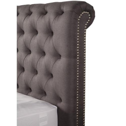 CAMERON - SEAL Queen Headboard 5/0 (Grey)