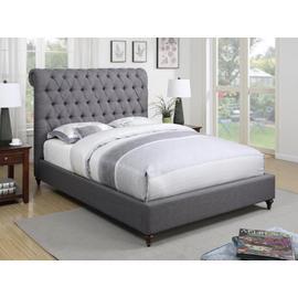 See Details - Devon Grey King Bed