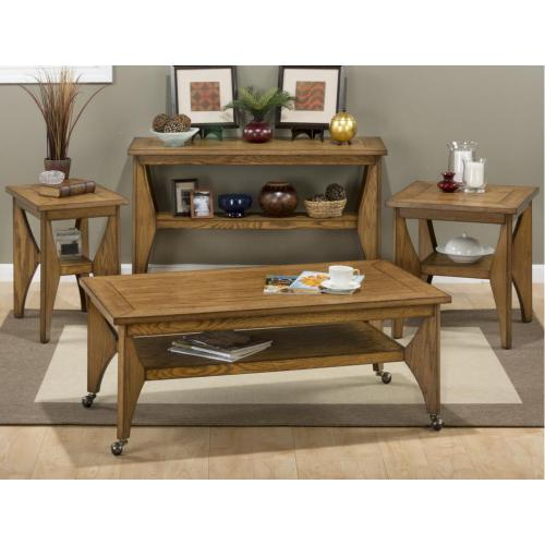 Honey Creek Rectangle Cocktail Table
