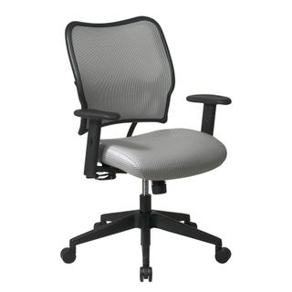 See Details - Deluxe Chair With Shadow Veraflex Back and Veraflex Fabric Seat