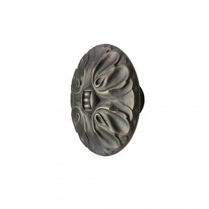 "Medallion Pull (G662) - 9"" Silicon Bronze Brushed Product Image"