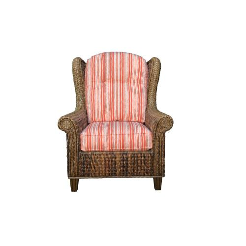 Occassional Chair, Available in Seagrass Finish.