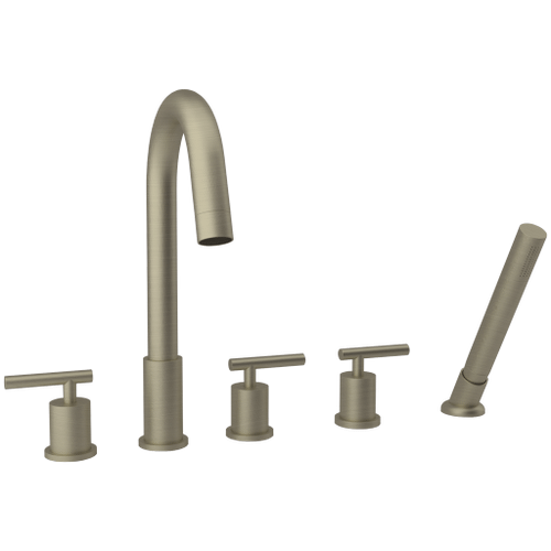 Opera 5-Hole Deck Mount Tub Filler Rough Is Included