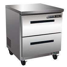 See Details - Under Counter Freezer X-Series
