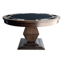 Geo Poker Dining Game Table