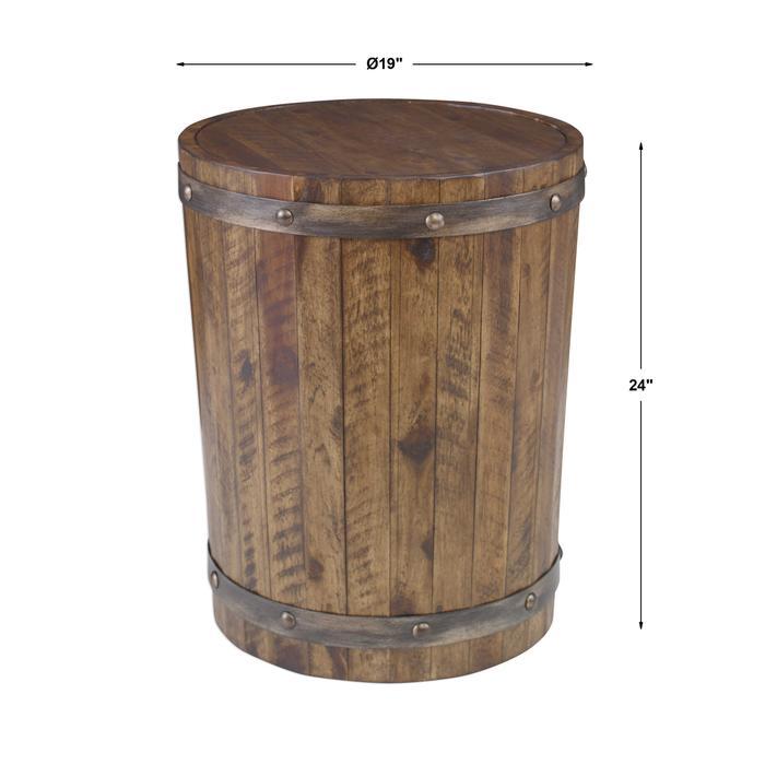 Uttermost - Ceylon Side Table
