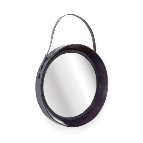 Bryson Blue Mirror (lg)