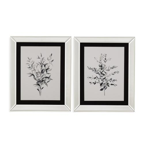 2 Pc Paynes Grey Botanicals