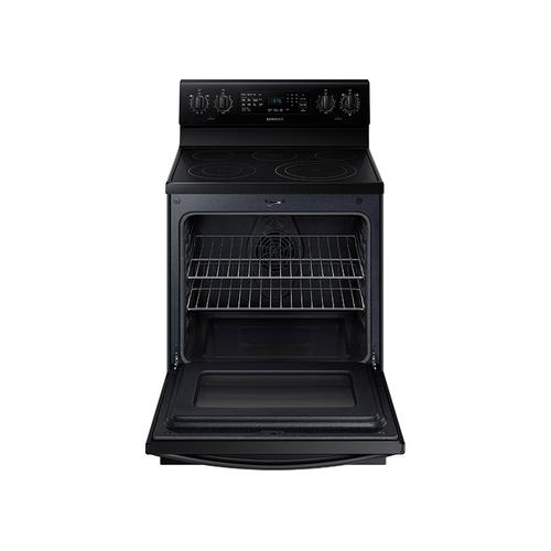 5.9 cu. ft. Electric Range with Fan Convection