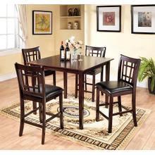 See Details - 7845 5-Piece Counter Height Set