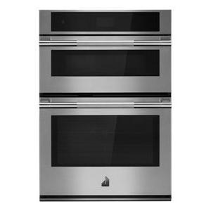"""Jenn-AirRISE™ 30"""" Microwave/Wall Oven with MultiMode® Convection System"""