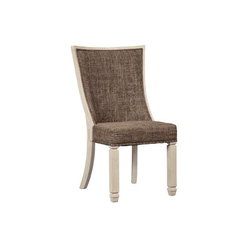 Bolanburg Dining UPH Side Chair Antique White