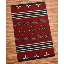 """See Details - Red Plateau - 2'8"""" x 3'11"""""""