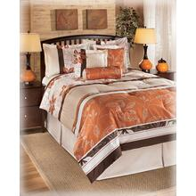 Montego 7-piece Queen Comforter Set