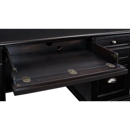 Executive Desk - Kohl Black Finish