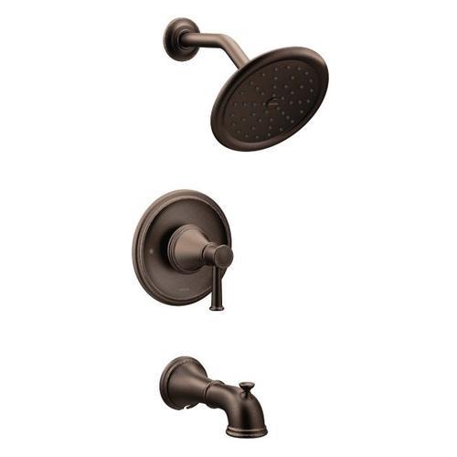 Belfield oil rubbed bronze posi-temp® tub/shower