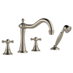 Roman Tub Faucet With Handshower Product Image
