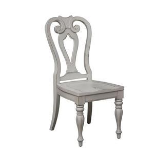 Liberty Furniture Industries - 5 Piece Pedestal Table Set