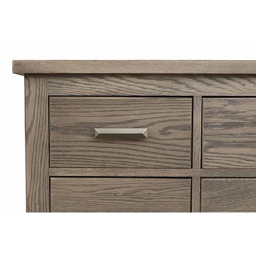 Bassett Furniture - Abingdon Oak 8 Drawer Dresser